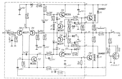2n3055 transistor lifier schematic the silicon audio the 2n3055 analog ian