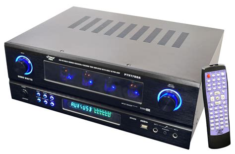 Rack Mount Home Theater Receiver by Pylehome Ptvt790a Home And Office Soundbars Home