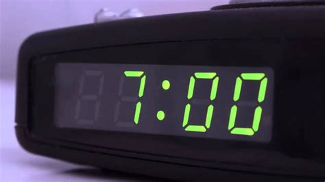 digital alarm clock sound effects efek suara alarm jam