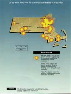 us fallout shelter map nuclear war fallout shelter survival info for