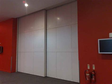 Acoustic Sliding Soundproof Clark Door Soundproof Sliding Glass Door