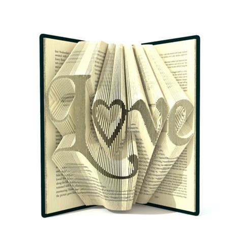 17 Best Ideas About Book Folding On Pinterest Folded Book Art Book Art And Book Folding Book Folding Template Maker