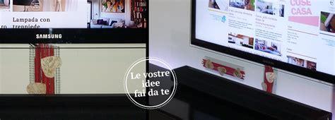 Nascondere Fili Elettrici Soffitto by Come Nascondere Sulla Parete I Fili Della Tv Cose Di Casa