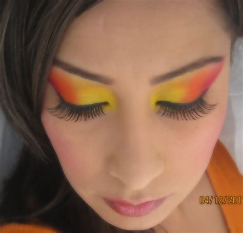 Makeup Dinner your dinner guests with thanksgiving inspired thanksgiving makeup gobble