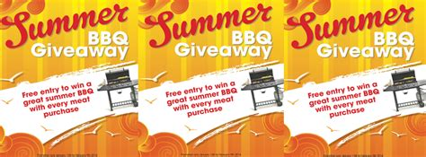 summer bbq giveaway export meat warehouse - Bbq Giveaway