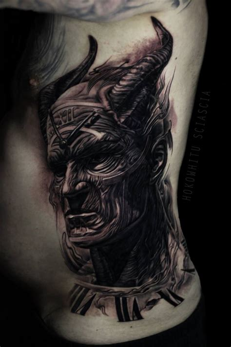 devil tattoo resim pictures to pin on pinterest tattooskid