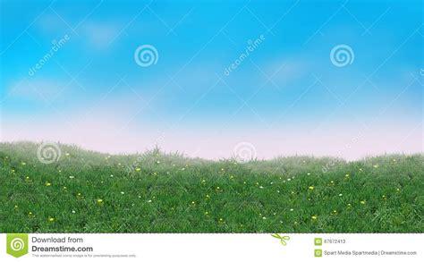 Fresh Green Light by Summer Landscape Stock Illustration Image Of Invitation