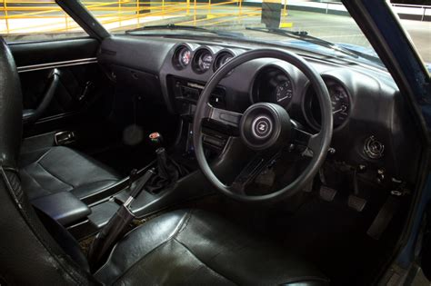 nissan 260z interior s30mike s 260z