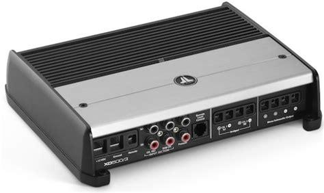 jl audio xd car amplifier ecousticscom
