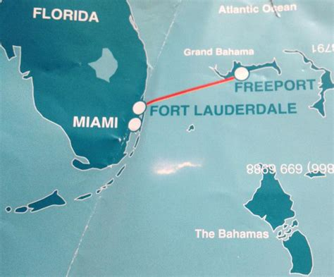 from miami to bahamas by boat who knew a ferry from florida to the bahamas