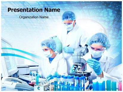 Pathology Ppt Templates Free Free Pathology Medical Powerpoint Template For Medical