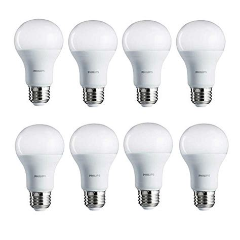 Philips 100 Watt Led Light Bulb From Usa Philips 455717 100 Watt Equivalent A19 Led Light Bulb Daylight 4 Pack 11street