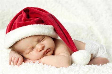 new born baby xmas photo a baby