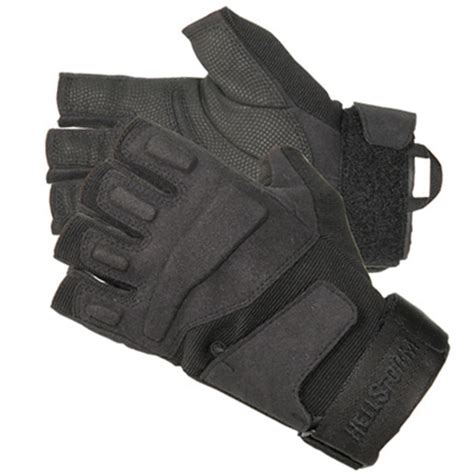 Gloves O Halffinger blackhawk hellstorm s o l a g gloves half finger 8068mdbk black tactical kit