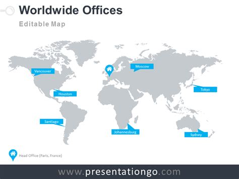 use editable iran maps for visual information rich powerpoint