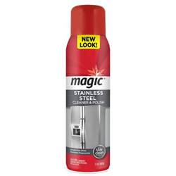 magic 17 oz stainless steel cleaner 3062 the home depot