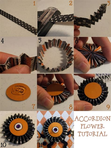 accordion paper flower tutorial 91 best images about accordion flowers on pinterest