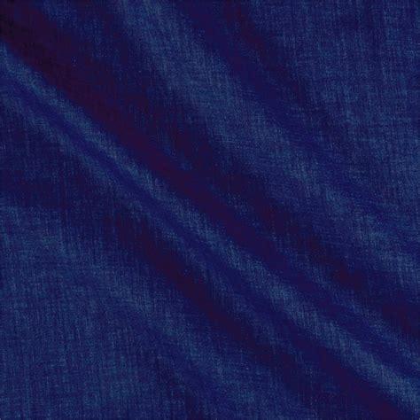 Blue Linen Upholstery Fabric by Indigo Linen Fabric