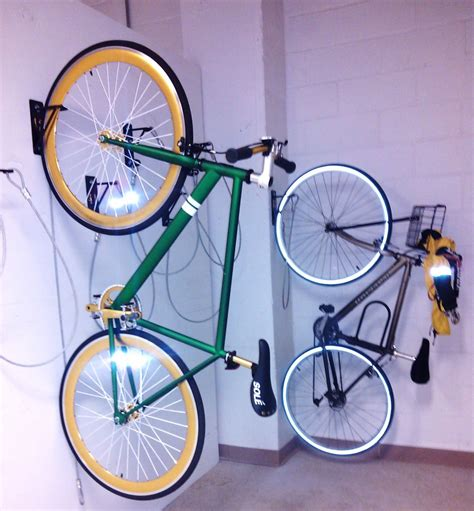 Bike Rack Wall by Wall Mount Bike Racks Space Efficent Bike Storage
