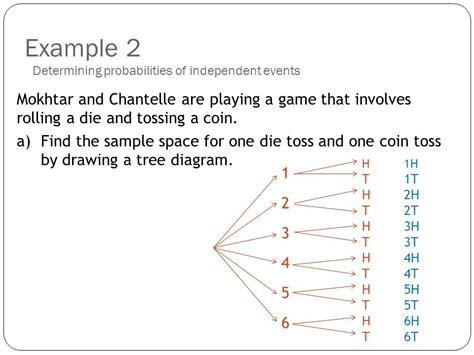 probability determining probabilities using tree diagrams topic 4a independent and dependent events using the