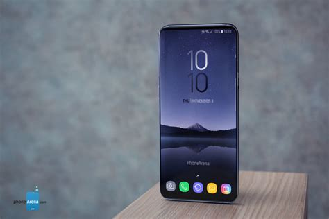 T Mobile Samsung Galaxy S10 5g by Samsung Developing Top Tier Galaxy S10 Variant With 5g Support And Six Cameras Phonearena