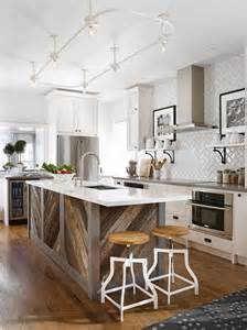 Kitchen Island Wall Our 50 Favorite White Kitchens Kitchen Ideas Design