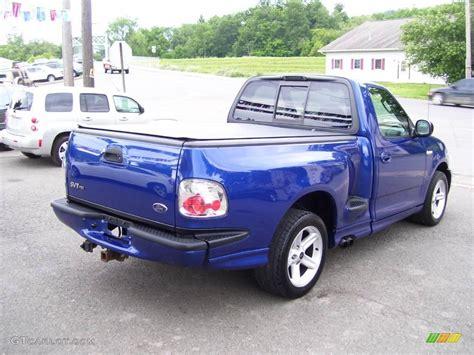 2003 sonic blue metallic ford f150 svt lightning 13297346 photo 4 gtcarlot car color