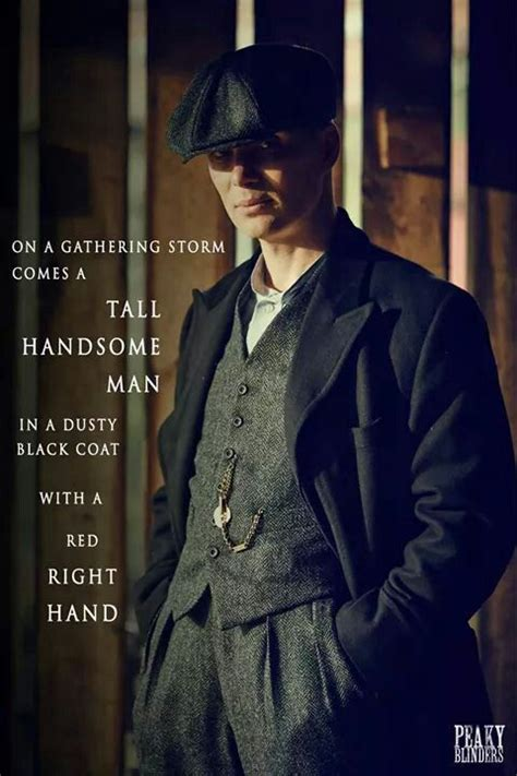 theme music to peaky blinders peaky blinders cillian murphy and red right hand on pinterest