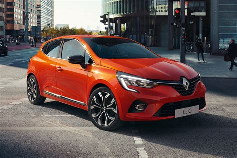 New 2019 Renault 4 by New 2019 Renault Clio Arrives With A Focus On Tech And