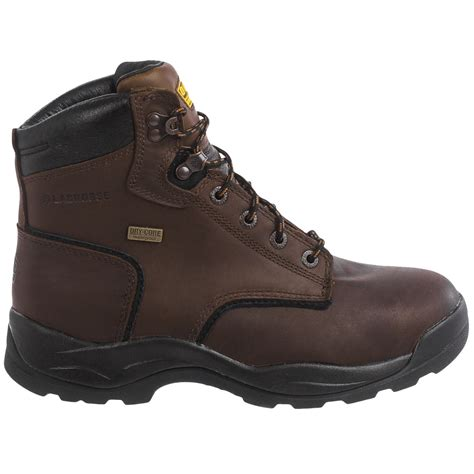 comfort work boots lacrosse quad comfort 4x6 work boots for men save 42