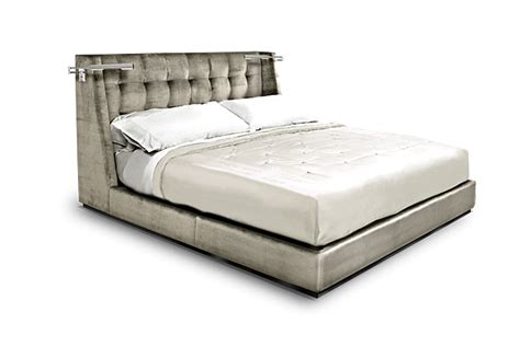 stanton square tufted bed