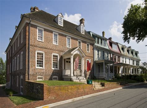 maryland house file custom house chestertown md jpg wikimedia commons