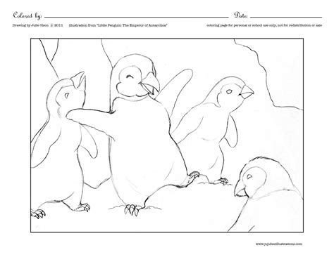 awesome penguins coloring pages 45 on for kids with