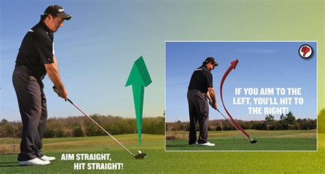 swing not hit golf ball slice no more golf tips magazine