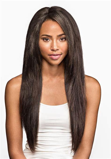 silky straight pubic hair natural straight hair extension silk indian hair