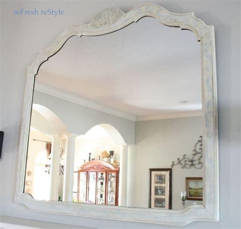 chalkboard paint on mirror chalk paint mirror makeover best mirror makeover chalk
