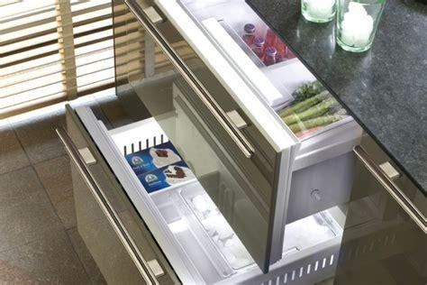 frigoriferi a cassetti frigorifero e frigo freezer a cassetti sottopiano design