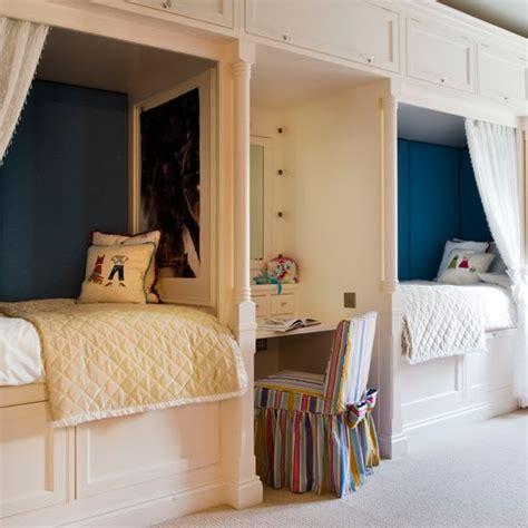 built in bunk bed summer wind built in bunk beds