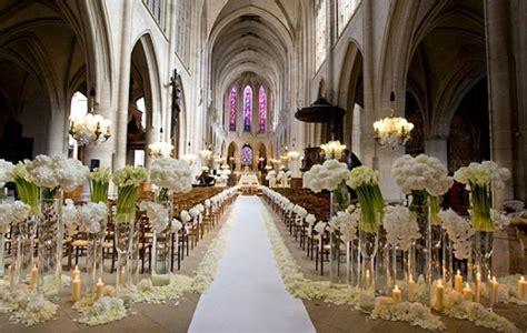 simple church wedding ceremony philippines creative church wedding decorations easyday
