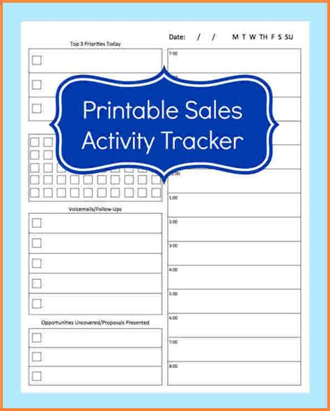 Sales Activity Tracking Spreadsheet by 9 Sales Activity Tracking Spreadsheet Excel