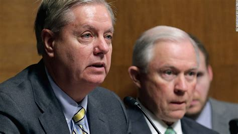 jeff sessions graham lindsey graham says trump could replace jeff sessions