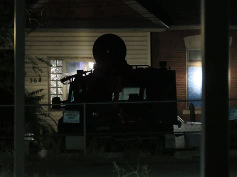 Slc Warrant Search 5 Arrested After Tear Gas Fired In Slc Swat Standoff Gephardt Daily
