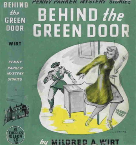 the universe green door books by mildred a wirt