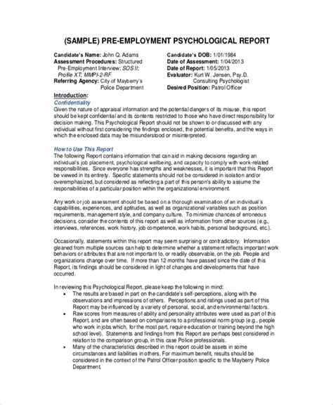 school psychologist report template school psychologist report template choice image