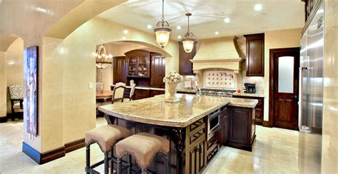 orange county ca custom home kitchen and bathroom