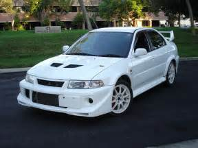 Five Mitsubishi 2001 Mitsubishi Endless Lancer Evo 6 5 Tme For Sale