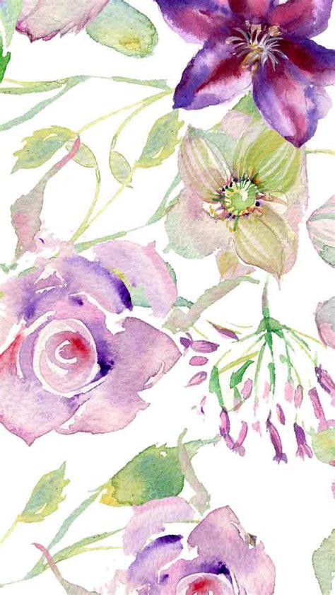 watercolor wallpaper  lock screen downloadsmomental designs