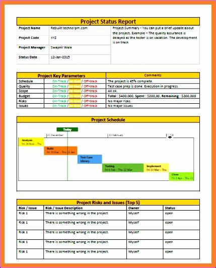 m e report template 10 project dashboard template excel exceltemplates