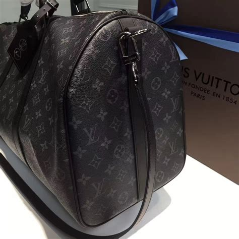 Lv Keepal 55cm Mirror Quality designer discreetlouis vuitton keepall 55 counter quality