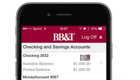 Bb T Background Check Mobile Banking Bb T Bank
